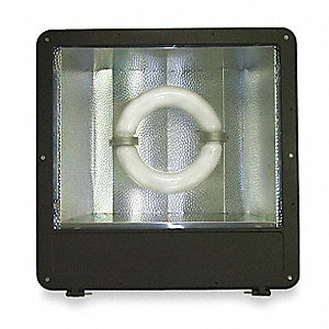 Floodlight,Induction,80 W,120 V