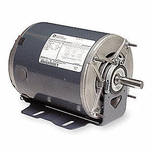 General Electric Motor 3 4 Hp 60hz Belt 3n846