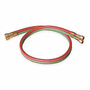 Lead Hose,Twin Inlet