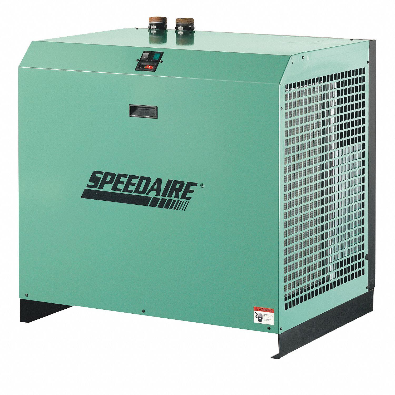 Speedaire 50 Cfm Compressed Air Dryer For 15hp Maximum