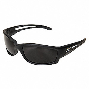 Scratch-Resistant Polarized Eyewear, Smoke Lens Color