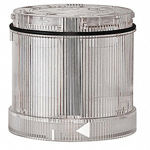 Tower Light Module,120V,70mm,Clr