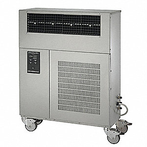 Portable Air Conditioner,14000Btuh,115V
