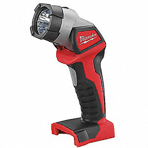 Rechargeable Worklight,Red,LED,160 Lm
