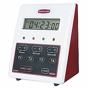 Digital Timer, Max Time Setting 24 Hours