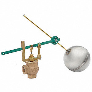 Float Valve Assembly,Single,65 psi