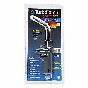 TX-503 Torch, Propane/MAP-Pro Fuel, Self Ignitor