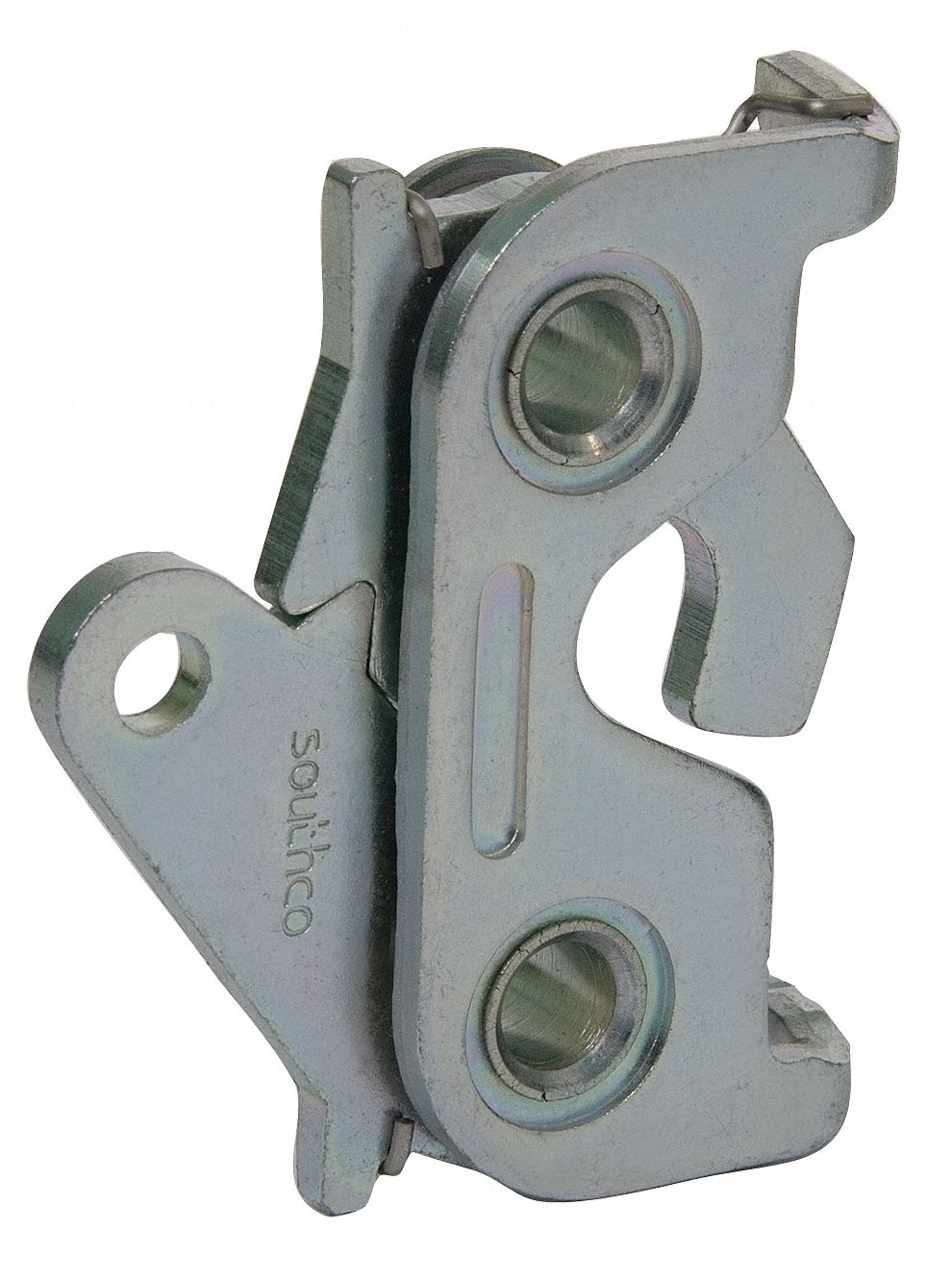 Grainger Approved Rotary Latch Nonlocking Zinc Plated