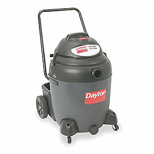 22 gal. Industrial Wet/Dry Vacuum, 2 Peak HP, 120 Voltage