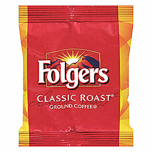 Classic Roast Coffee, 1.5 oz. Packet, Makes 12 Cups, Package Quantity 42
