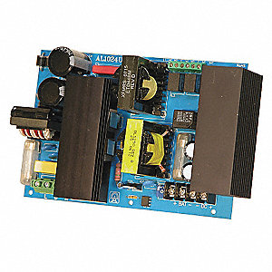 Power Supply Board, 24VDC @ 10A