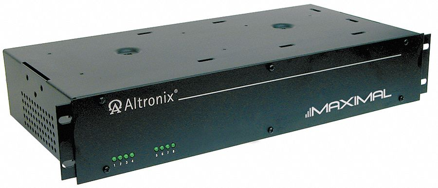 ALTRONIX Power Supply 8PTC 12VDC Or 24VDC 6A