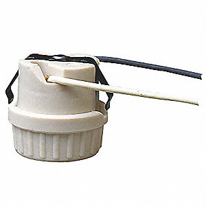 Snap-In Socket,6 In Wire Leads,Porcelain