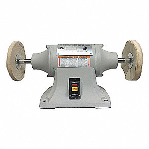 Buffer,1/2 Hp,3450 RPM,120 V