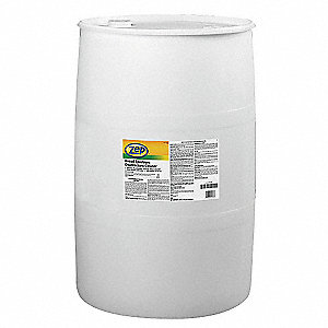 55 gal. Cleaner and Disinfectant, 1 EA