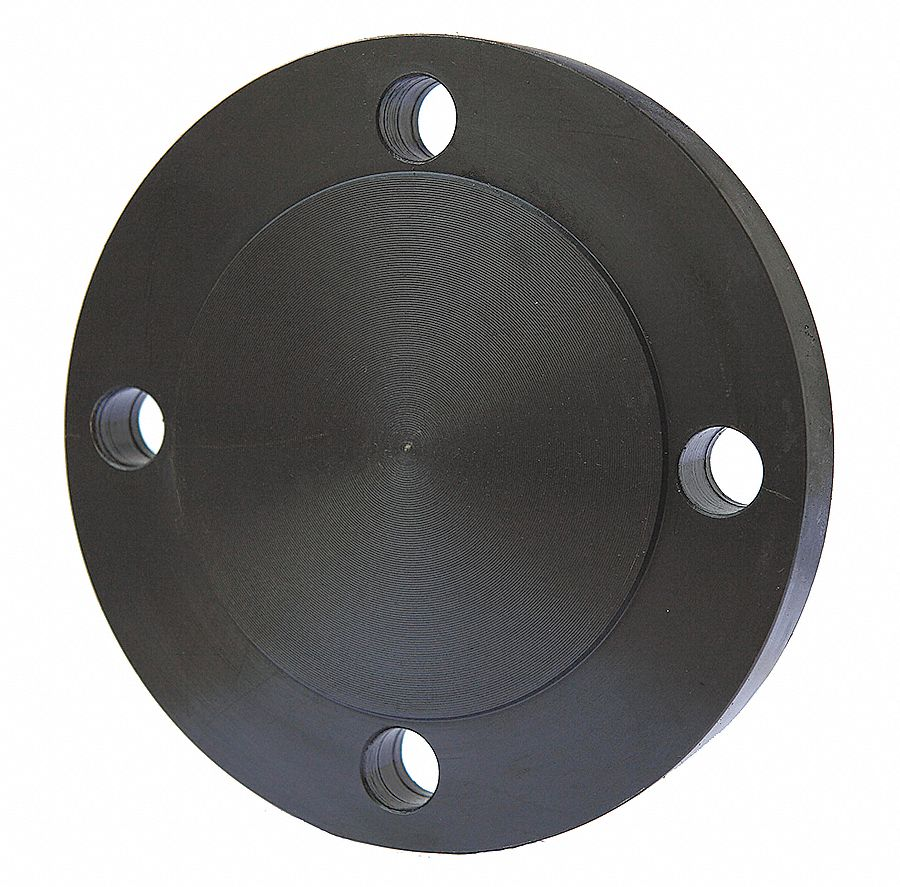 Grainger Approved Blind Flange Flanged 2 1 2 Quot Pipe Size