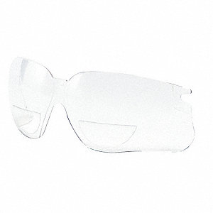 Rplmt Reading Lens,Scratch-Resistant,Clr