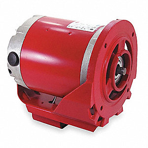 1/3 HP Water Circulator Motor, Split-Phase, 1725 Nameplate RPM, 115 Voltage, Frame 48Z