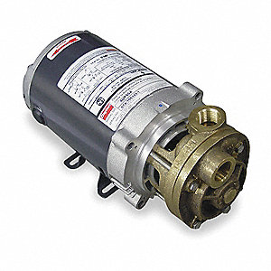1/3 HP Turbine Pump, 115/208-230 Voltage, Max. Pressure (PSI):  300