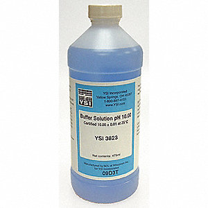 Buffer Solution,pH,10.00,Pt,PK6
