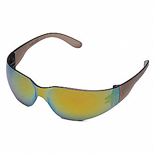Safety Glasses,Rainbow Mirror Lens