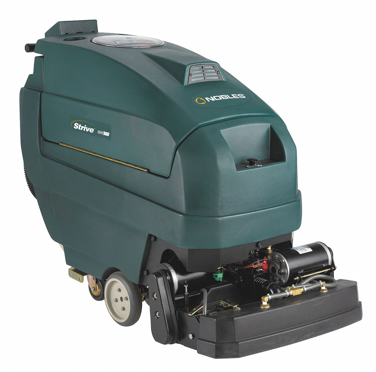 Nobles Walk Behind Carpet Extractor 21 Gal 4 6v