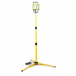 Stand Light,500 W,120VAC