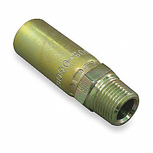 Fitting,Straight,1/2 In Hose,1/2-14 NPT