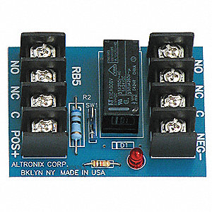 Relay Module 6/12VDC 120Ma DPDT