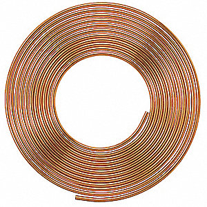 Type K,coil,For Water,1 1/2 In.X60ft.
