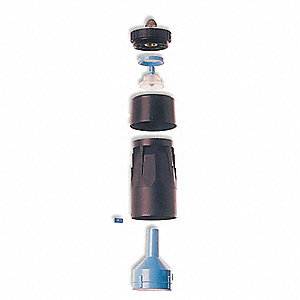 "1/2"" FNPT High Temp Self Contained Float Valve, 5 To 30 gpm Flow Rate, 100 psi Max. Pressure"