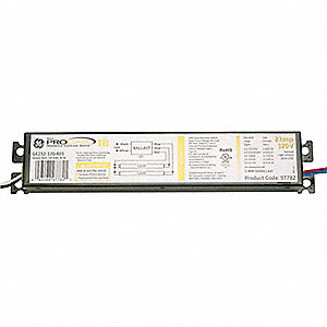 Electronic Ballast,T8 Lamps,120V
