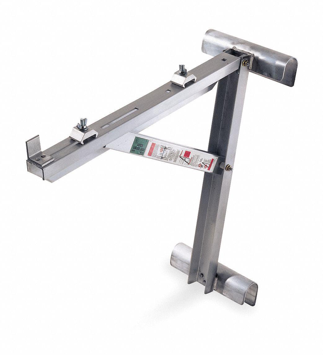 Werner Ladder Jack Clamping System 300 Lb Load Capacity