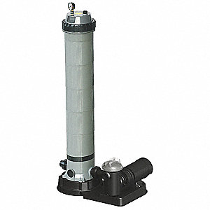 Pool Filter,Cartridge,49 1/2 Hi