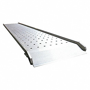 "Walk Ramp, 1000 lb. Load Capacity, 38"" Overall Width, 16 ft. Overall Length"