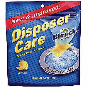 4.9 oz. Garbage Disposer Cleaner, 1 EA
