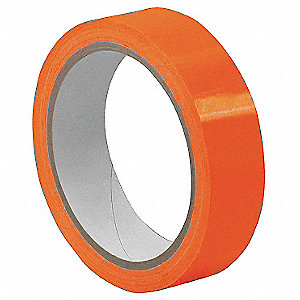 Floor Marking Tape,4 in. x 72 yd.,PK2