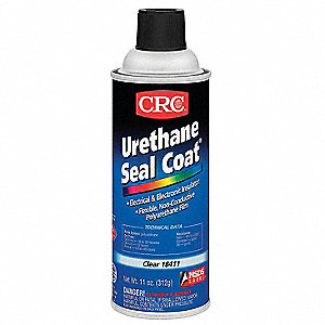 Urethane Seal Coat Coating,Clear,16 oz.