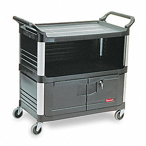 Cart,Extra Utility,3Shelf