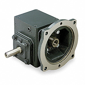 Speed Reducer,C-Face,56C,15:1