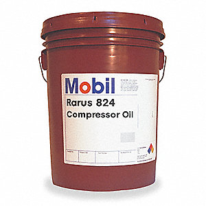 5 gal. Compressor Oil, Synthetic Oil, Pail