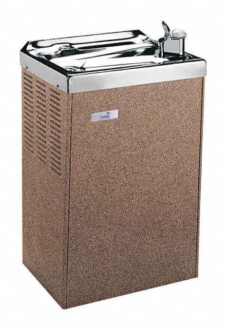 Oasis Refrigerated Wall Water Cooler With Hot Water