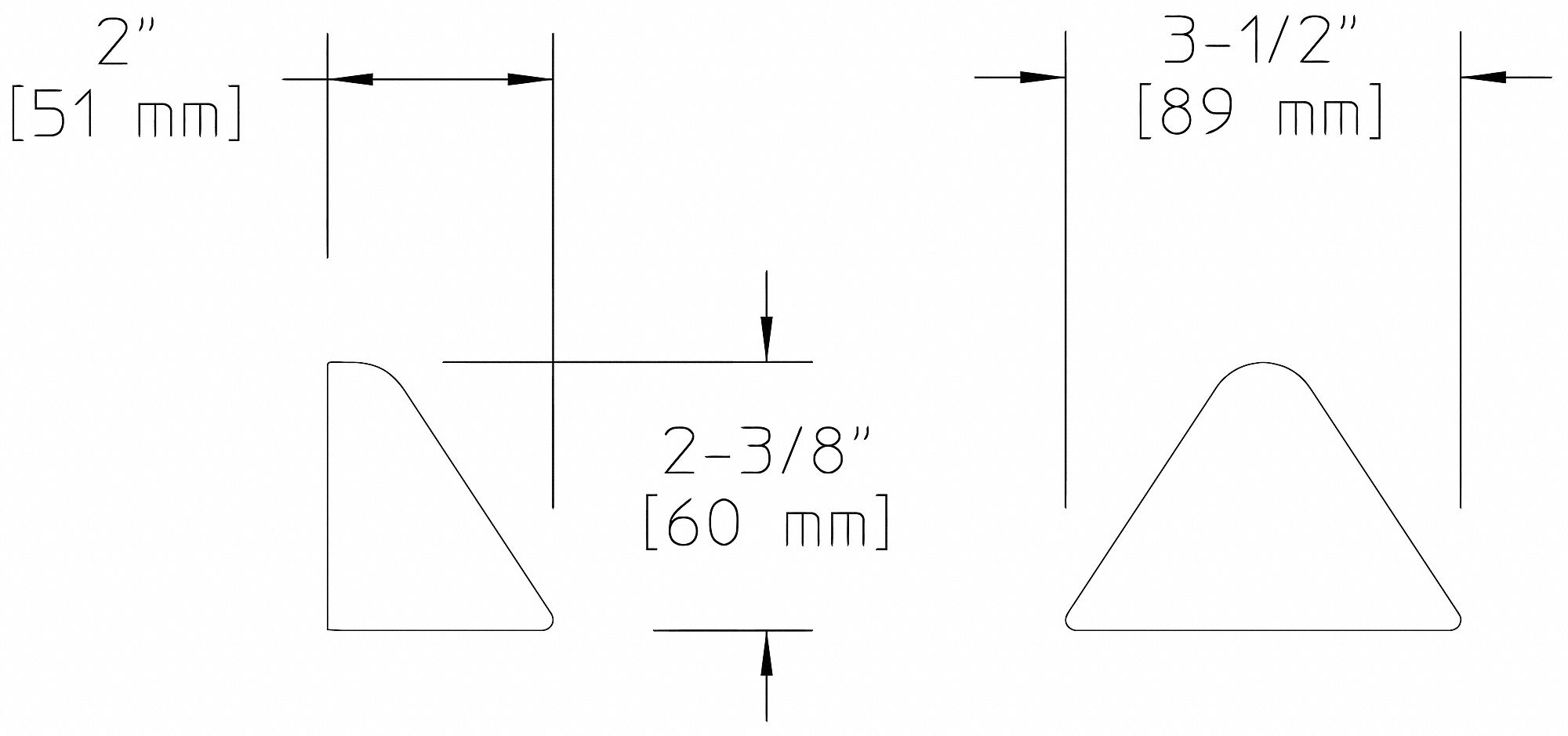 Hadco Deck Light T3 1 4 Xenon 12v 3 1 2 Quot L 53um51