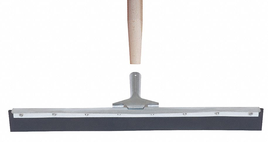 Tough Guy 18 Quot W Straight Foam Rubber Floor Squeegee With