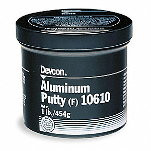 Putty,Aluminum,1 Lb