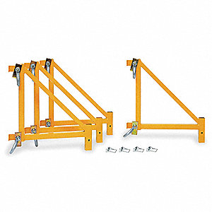 "Outrigger Kit, 18"" Height, 18"" Width, 1-1/2 ft. Length, 1000 lb. Load Capacity"