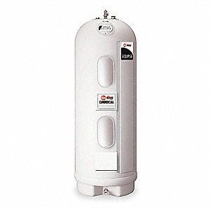 Commercial Electric Water Heater, 85 gal. Tank Capacity, 240VAC, 18,000 Total Watts