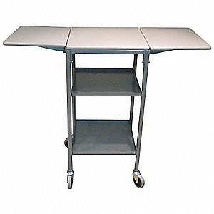 Mobile Work Table, 200 lb. Load Capacity