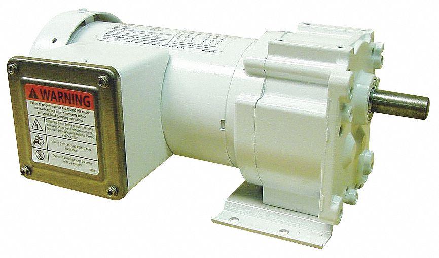 Dayton ac gearmotor 208 230 nameplate rpm 30 max torque for Dayton gear motor catalog