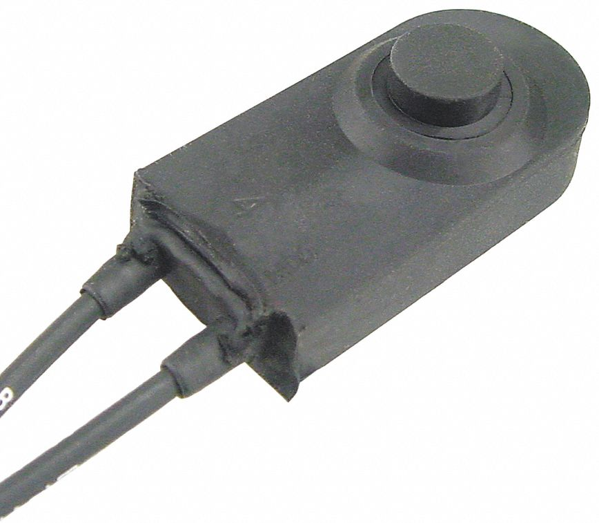 Cpi Spst Weatherproof Switch Momentary With Wire Lead